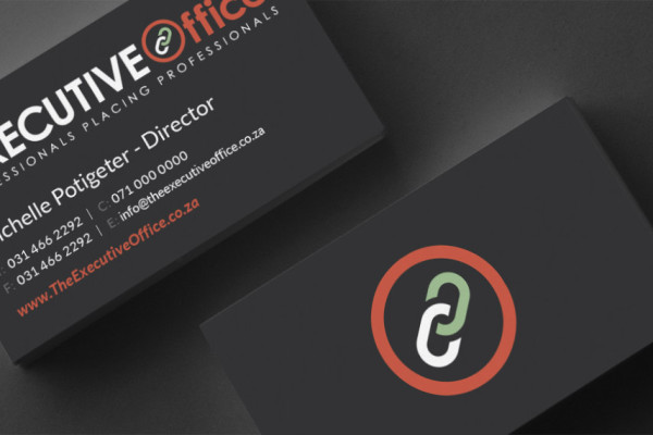 The Executive Office Business Cards