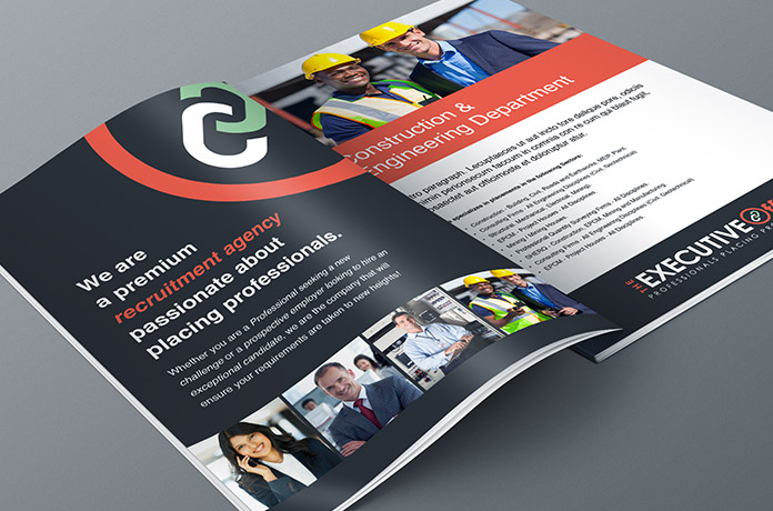 Corporate Stationary - Brochure Inside