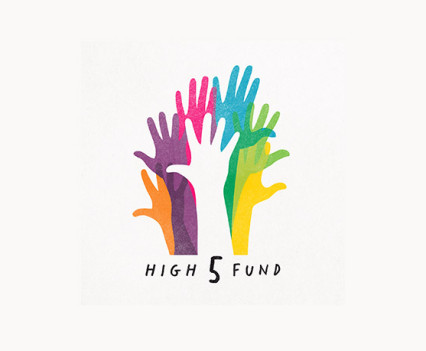 Logo Design - High 5 Fund