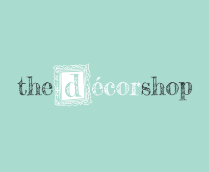 Logo Design - The Decor Shop