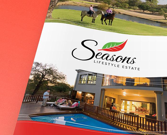 Seasons Branding - Brochure Front