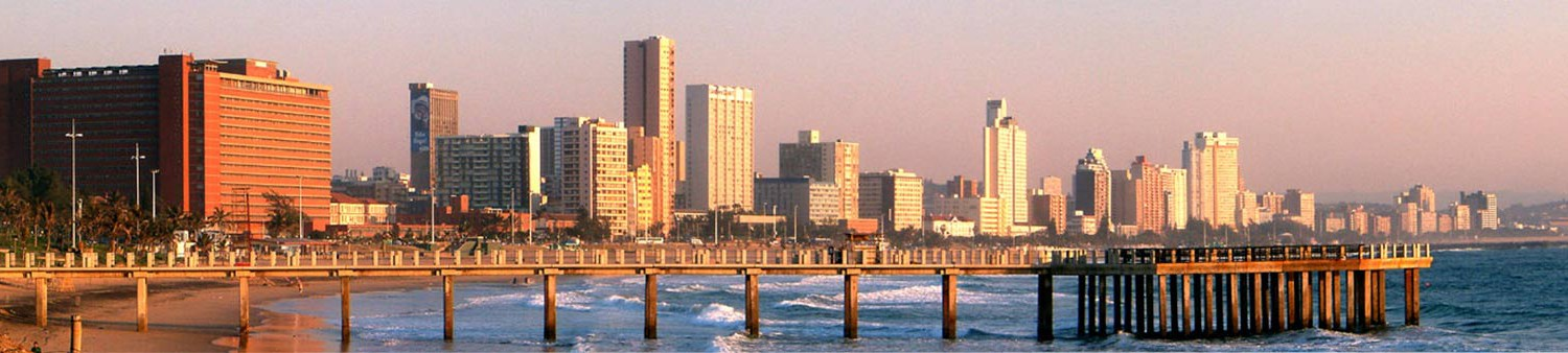 Web Design Durban - Beach