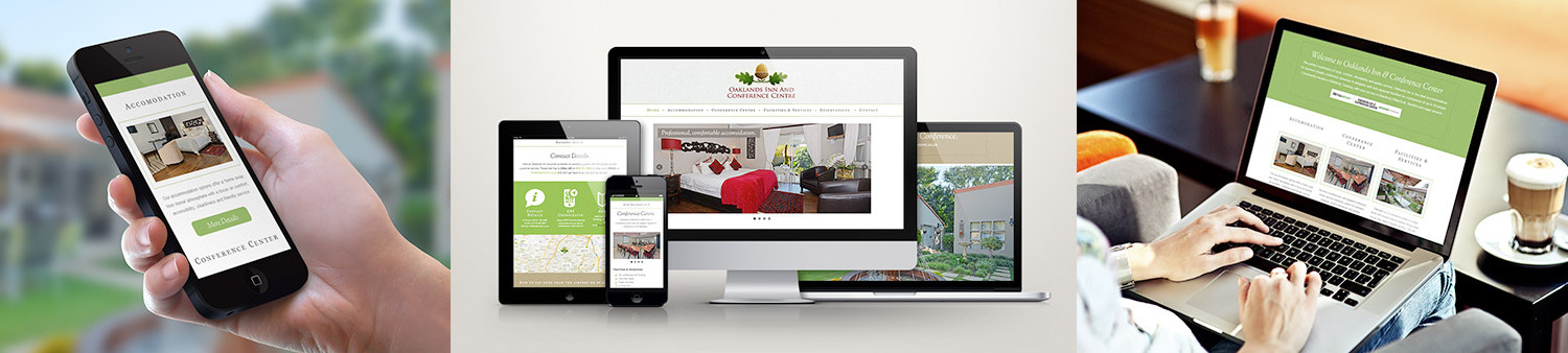 Web Design Durban - Oaklands Inn & Conference Centre
