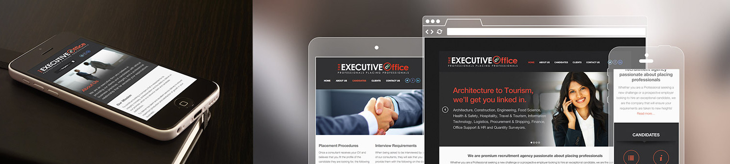 Web Design Durban - The Executive Office