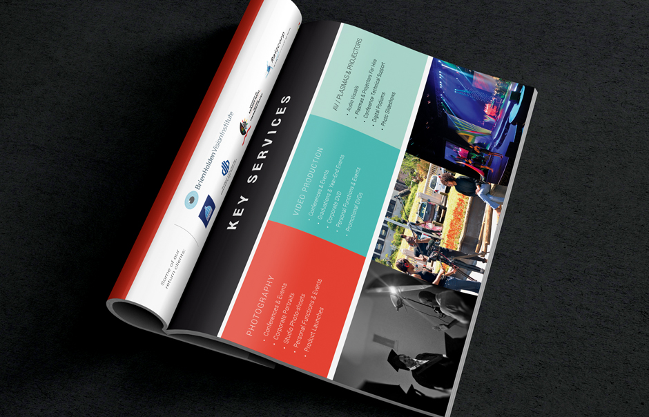 Kenako Marketing - Brochure