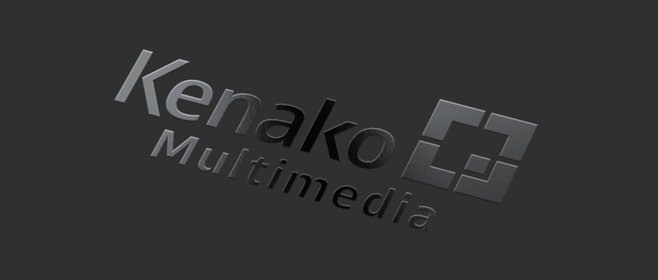 Kenako Marketing - Spot UV Logo MockUp