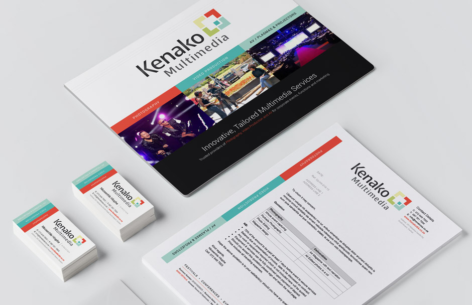 Kenako Marketing - Stationary Suite