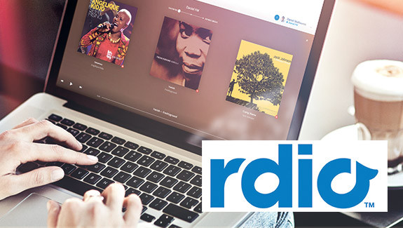 Blog Post - Featured Image - Rdio