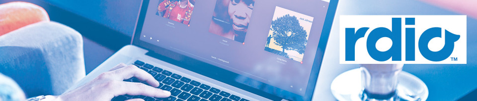 Rdio - Cheap, Guilt-Free, Best Music Streaming Website South Africa