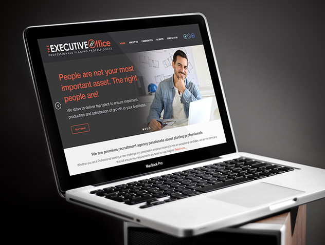The Executive Office – Brand and Website
