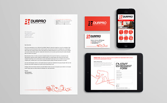 Services - Durpro Corporate Stationary