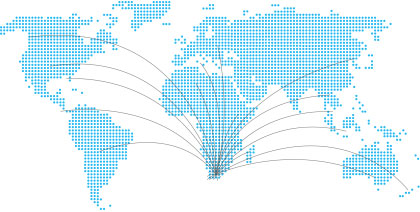 Web Hosting Durban - Map