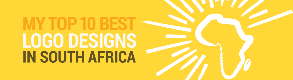 Top 10 best logo designs in South Africa Cover Image